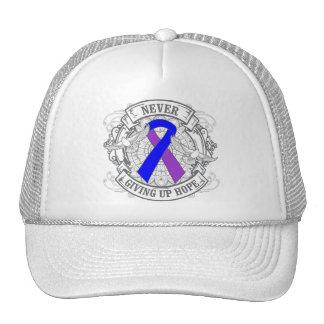 Rheumatoid Arthritis Never Giving Up Hope Trucker Hat
