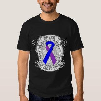 Rheumatoid Arthritis Never Giving Up Hope Tshirts