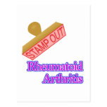 Rheumatoid Arthritis Post Card