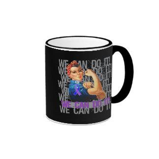 Rheumatoid Arthritis Rosie WE CAN DO IT Coffee Mug