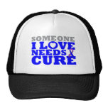 Rheumatoid Arthritis Someone I Love Needs A Cure Trucker Hat