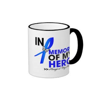 Rheumatoid Arthritis Tribute In Memory of My Hero Coffee Mugs
