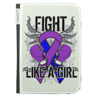 Rheumatoid Arthritis Ultra Fight Like A Girl Kindle 3 Covers