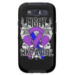 Rheumatoid Arthritis Ultra Fight Like A Girl Samsung Galaxy S3 Cover