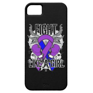 Rheumatoid Arthritis Ultra Fight Like A Girl iPhone 5 Covers