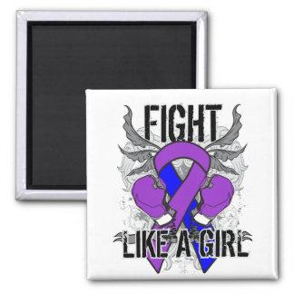 Rheumatoid Arthritis Ultra Fight Like A Girl Magnet