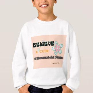 Rheumatoid disease / juvenile arthritis - CURE Sweatshirt