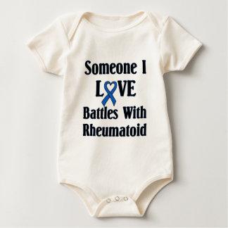 Rheumatoid RA Baby Bodysuit