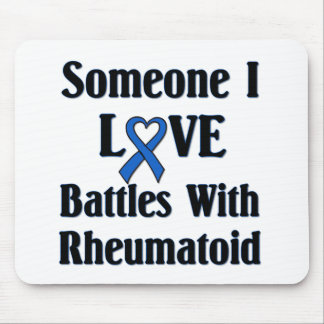 Rheumatoid RA Mouse Pad