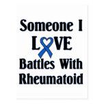Rheumatoid RA Postcards
