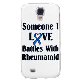 Rheumatoid RA Samsung Galaxy S4 Case