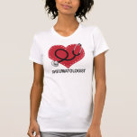 Rheumatologist Heart Gift Tshirt