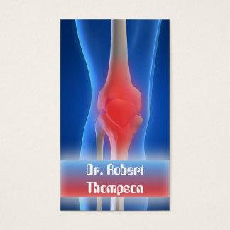 Rheumatologist / Orthopaedist / Trauma Card