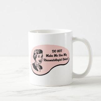 Rheumatologist Voice Classic White Coffee Mug