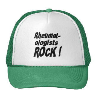 Rheumatologists Rock! Hat