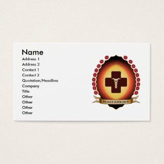 Rheumatology Mandorla Business Card