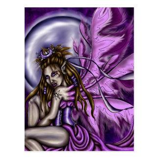 Rhiannon, postal de la tarjeta de la sombra
