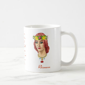 Rhianwen Classic White Coffee Mug