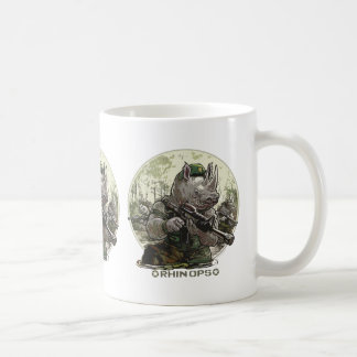Rhin Ops Special Operations Forces Gear Coffee Mug