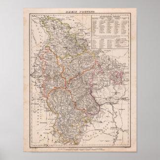 Rhin Provinz, Alemania Impresiones