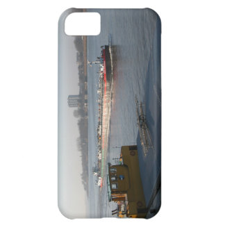 Rhine barges, barge traffic in the Scheldt Cover For iPhone 5C