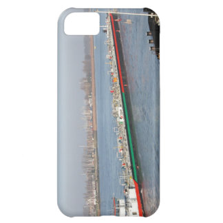 Rhine barges, Double length tanker Cover For iPhone 5C