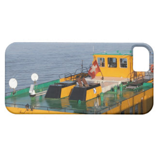 Rhine barges, Pusher tug, Swiss iPhone SE/5/5s Case
