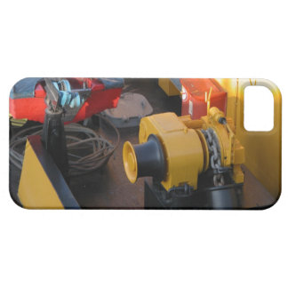 Rhine barges, Specialist lifting equipment iPhone SE/5/5s Case