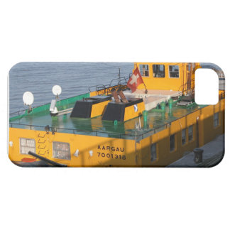 Rhine barges, Swiss pusher tug iPhone SE/5/5s Case