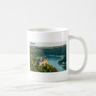 Rhine Germany  Angie. Coffee Mug