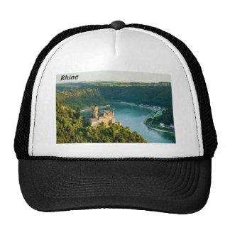 Rhine Germany  Angie. Trucker Hat