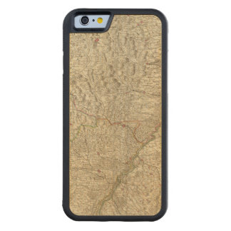 Rhine River Valley, France 2 Carved® Maple iPhone 6 Bumper Case