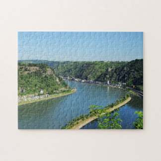Rhine Valley to the Loreley Jigsaw Puzzle