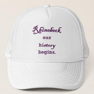Rhinebeck, my history starts here. trucker hat