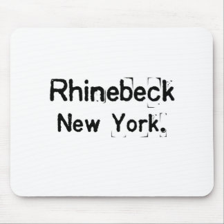 rhinebeck new york smudge mouse pad