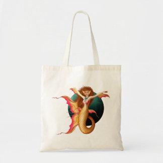 Rhinegold the Mermaid Tote Bag