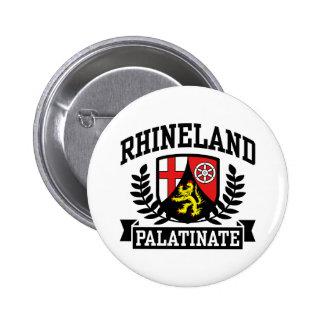 Rhineland Palatinate Button