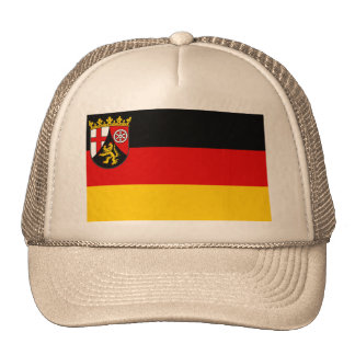 Rhineland Palatinate Germany Hat