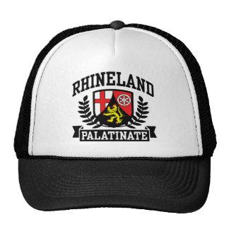 Rhineland Palatinate Trucker Hats