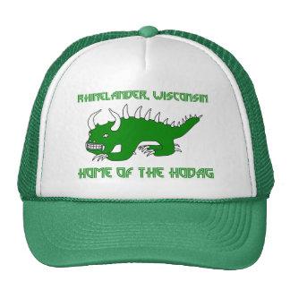 Rhinelander Hodag Retro Hat