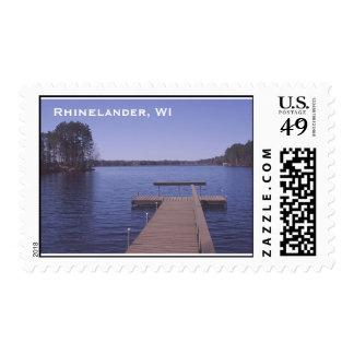 Rhinelander Postage