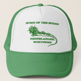 Rhinelander Wisconsin Home of the Hodag Hat Cap