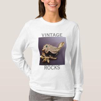 Rhinestone Bird Shirt