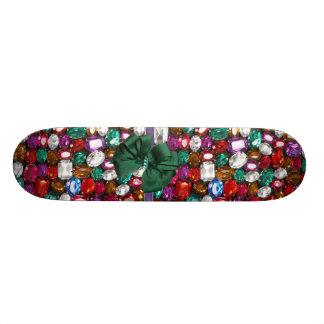 Rhinestone Bliss Set skateboard