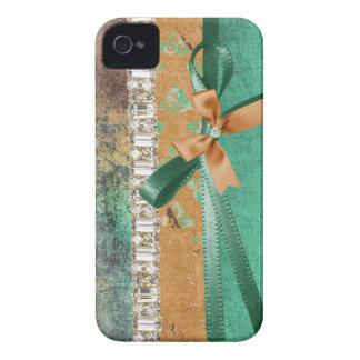 rhinestone,bows & ribbons Grunge Iphone Case