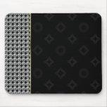 Rhinestone Glamour Set  mouse pad