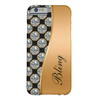 Rhinestone Jewel Bling Case Barely There iPhone 6 Case