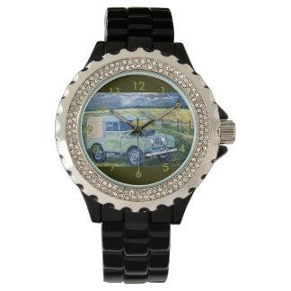 Rhinestone Time Keeper Wrist Watch