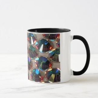 Rhinestones Mug