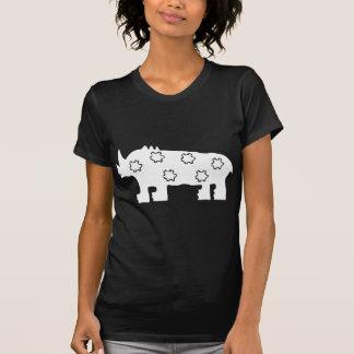 Rhino, African drawing T-Shirt